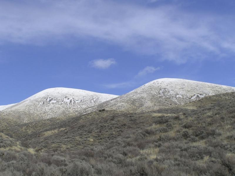 Camelback Mountain, Pocatello, Idaho