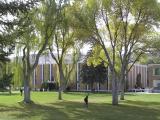 ISU's Fine Arts Building, Pocatello, Idaho