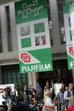 Enter the Fujifilm hall