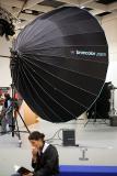 Huge umbrella