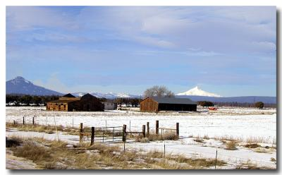 Bend, Oregon Scenery