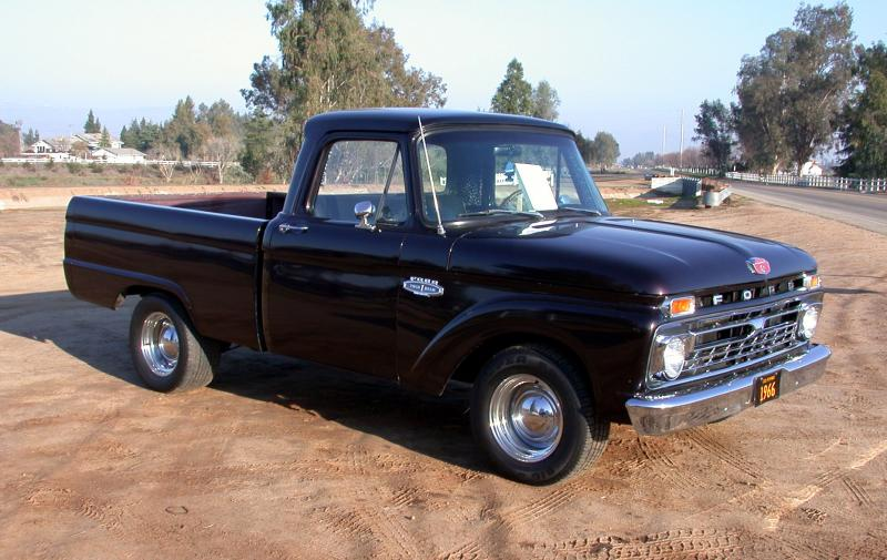 1966 Ford off of Shaw near Academy - the next  17 photos are from the Clovis area or AZ