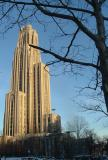 The Cathedral of Learning, Pittsburgh, PA