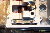 Intake Cam Thrust Plate and Studs