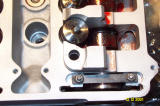 Exhaust Cam Thrust Plate and Studs
