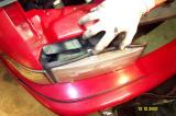 Headlight Duct Tape 1