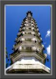 Nine-story Pagoda w/bells