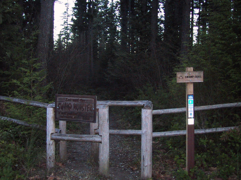 Swamp Trail (0.2)
