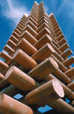 Wood Totem - Korean Pavilion - Expo 67 - Montreal - 1967