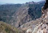 Between Almunecar and Granada