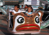 Amusement Ride at Granada Festival
