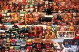 Toy display at Granada Festival