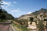 Between Granada and Toledo Spain