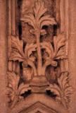 Closeup of Stone Carving, Toledo