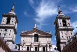 The Church, El Escorial, Spain