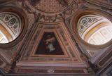 Ceiling of the Prince's Pavilion, near El Escorial, Spain