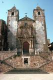 Spanish Church and Stairway