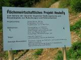 Heuberg - Lawinenverbauung - noch 30 Jahre ...