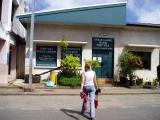 bibliotheque- voir bislama sign