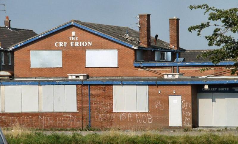 The Criterion, Darnhill, Heywood