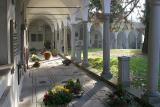 Friedhof bei der Hofkirche in Luzern