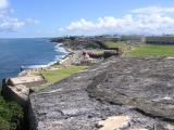 View from El Morro Fort