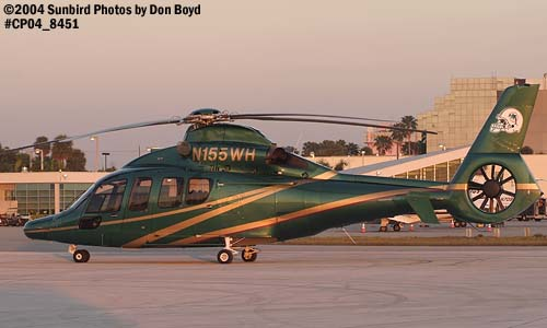 Southern Aircraft Services Incs Eurocopter EC-155B N155WH helicopter stock photo #8451