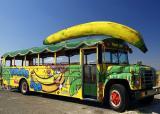 Banana Bus Aruba