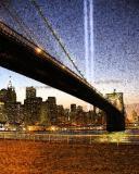 Brooklyn Bridge fresco