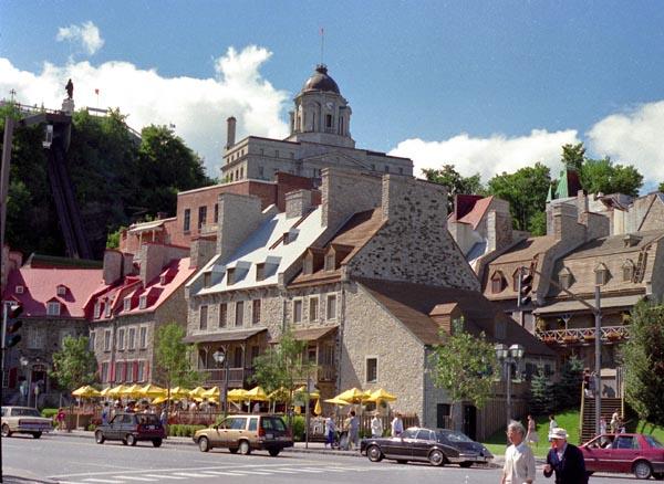 Basse-Ville, Québec