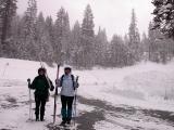 Feb 20 - X-Country Skiing at Yosemite NP