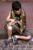 Mati con Serpiente
