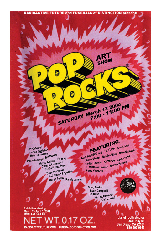 Pop Rocks Show