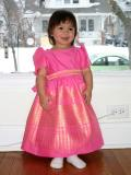 1 February 2004 • A New Birthday Dress