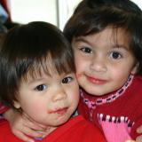 1 February 2004 • Emma and Jasmine