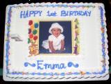 2 February 2003 first cake