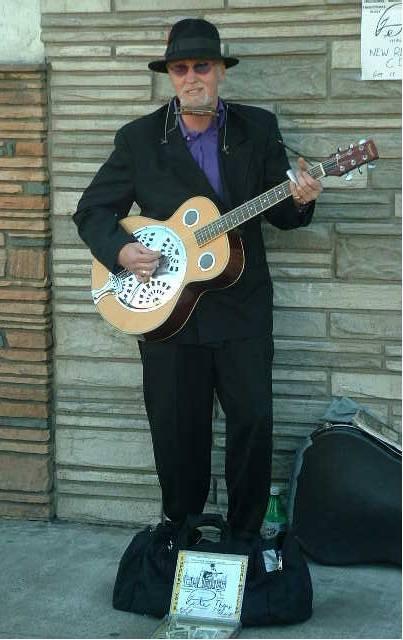 OldTown singer, San Diego