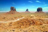 Deserts and desolation