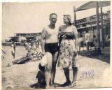On the beach 1943