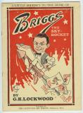 Lockwood Cartooning School Pamphlet (c. 1917)