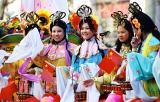 Fêtes du nouvel an chinois à Paris - Chinese new year feast in Paris