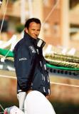 Alain Gautier skipper de Foncia