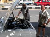 Promenade vers les souks d'Assouan
