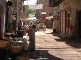 Dans les rue d'Esna