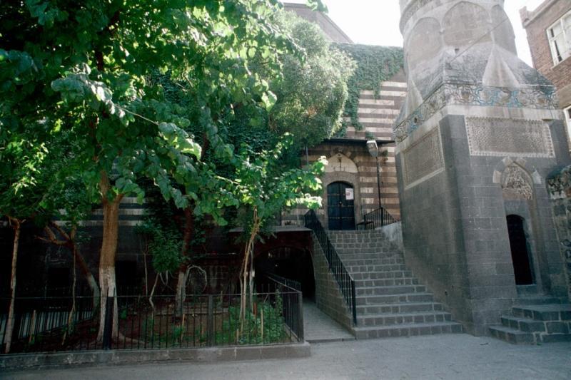 Diyarbakir Melek Ahmet Pasha Mosque