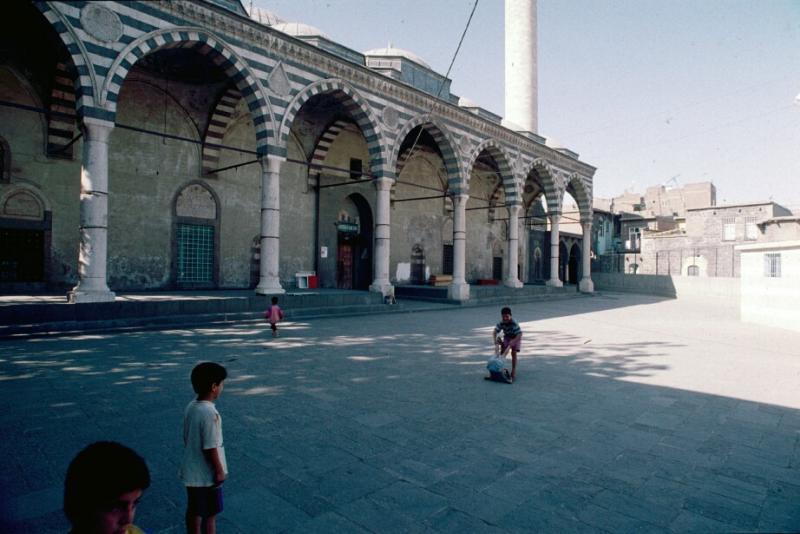 Diyarbakir Fatih Pasha Mosque