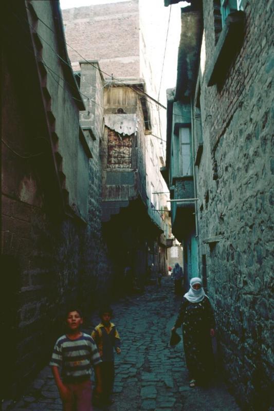 Diyarbakir Street scene