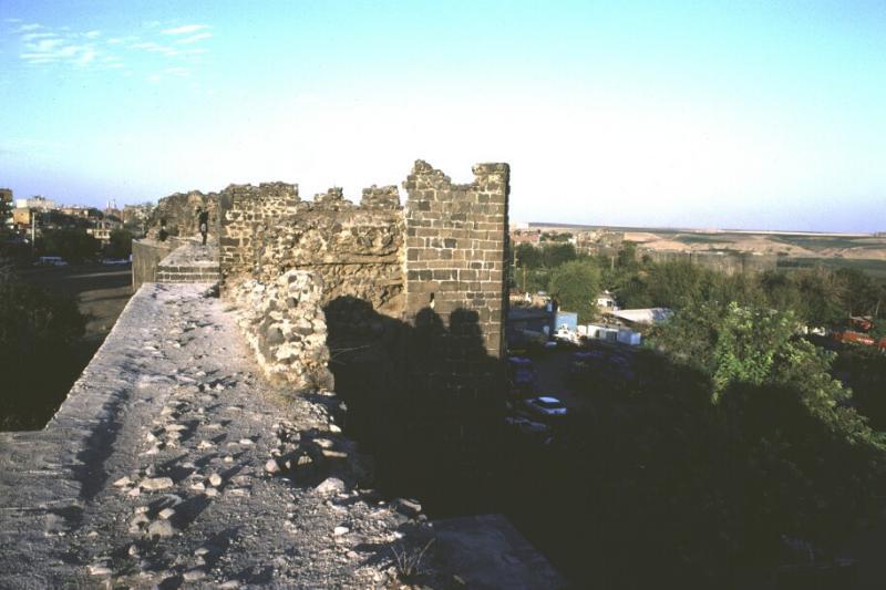 Diyarbakir city walls