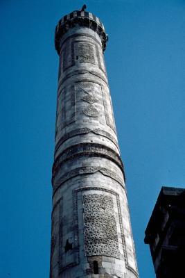 Diyarbakir Safa Mosque minaret