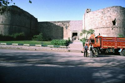 Diyarbakir city gate